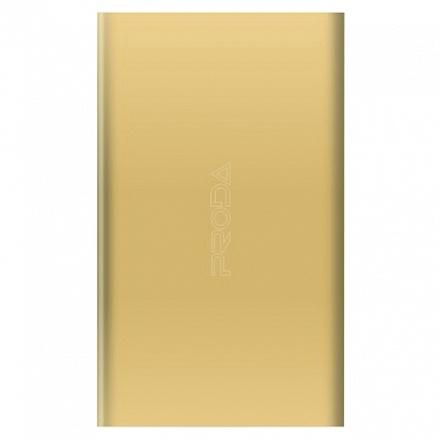 Remax Jane Series Metal 12000 mAh Gold