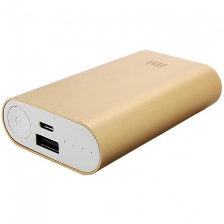 Xiaomi Mi Power Bank 10000 mAh Gold