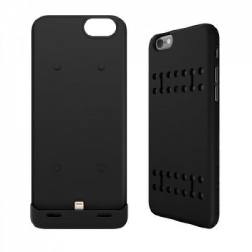 Boostcase Hybrid Power iPhone 6 Black