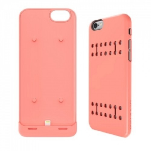 Boostcase Hybrid Power iPhone 6 Coral