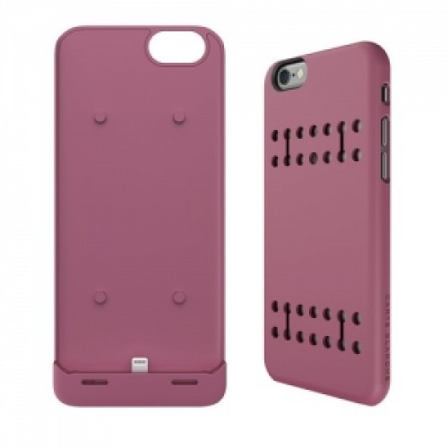 Boostcase Hybrid Power iPhone 6 Violet