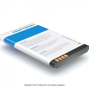 Аккумулятор craftmann для LG TE365 NEON