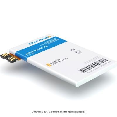 Аккумулятор craftmann для APPLE iPHONE 3Gs 32GB