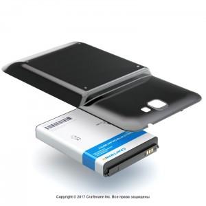 Аккумулятор craftmann для SAMSUNG GT-N7105 GALAXY NOTE II LTE