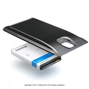 Аккумулятор craftmann для SAMSUNG SM-N9002 GALAXY NOTE 3