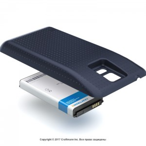 Аккумулятор craftmann для SAMSUNG SM-G900S GALAXY S5