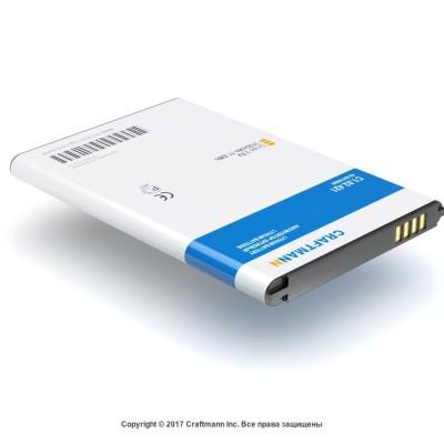 Аккумулятор craftmann для SAMSUNG SM-N7505 GALAXY NOTE 3 NEO LTE