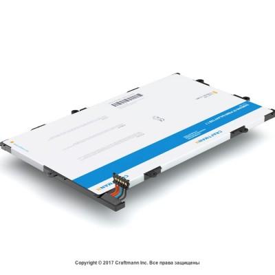 Аккумулятор craftmann для SAMSUNG GT-P6810 GALAXY TAB 7.7