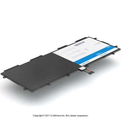 Аккумулятор craftmann для SAMSUNG GT-N8000 GALAXY NOTE 10.1
