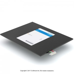 Аккумулятор craftmann для LENOVO S6000 IDEATAB 16GB 3G