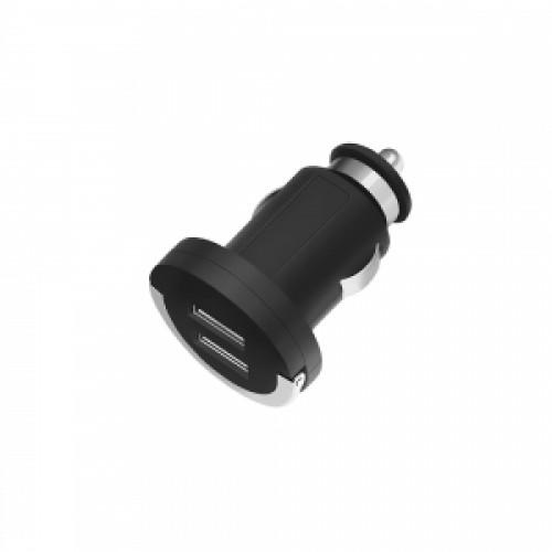 Deppa автомобильная зарядка Ultra 3.4A
