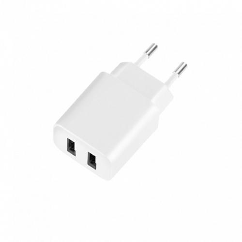 Deppa сетевая зарядка Ultra 2.1 A White