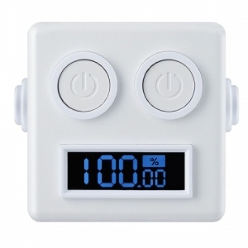 Ozaki Battery-J104 10400 mAh White