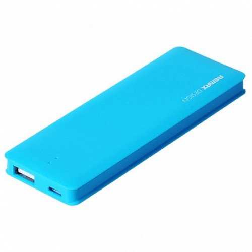 Remax Candy bar 5000 mAh Blue