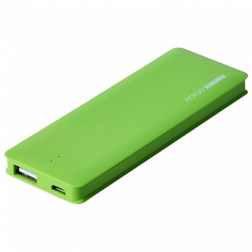 Remax Candy bar 5000 mAh Green