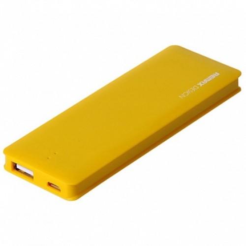 Remax Candy bar 5000 mAh Yellow