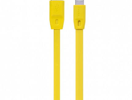 Remax Lightning Speed Yellow 1.5m