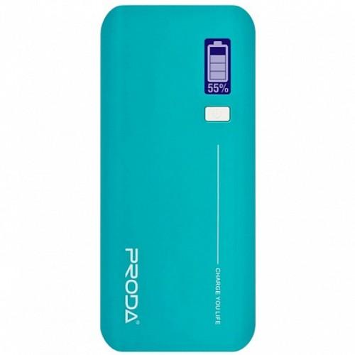 Remax V10i Jane Series 20000 mAh Blue