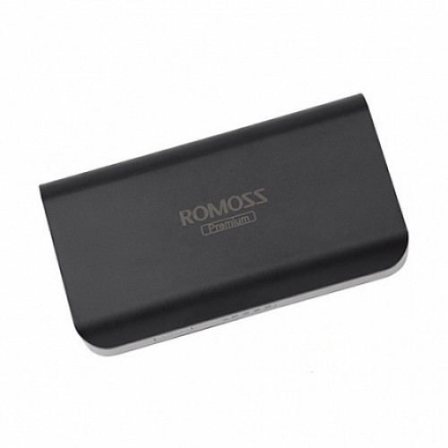 Romoss Sailing 2 5200 mAh Black