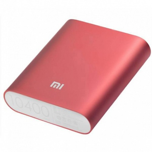 Xiaomi Mi Power Bank 10400 mAh RED