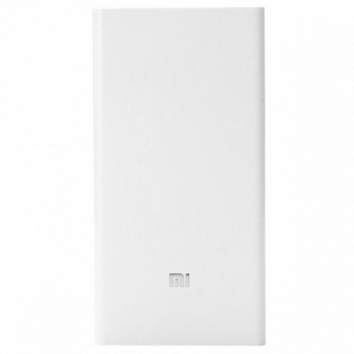 Xiaomi Mi Power Bank 20000 mAh Silver