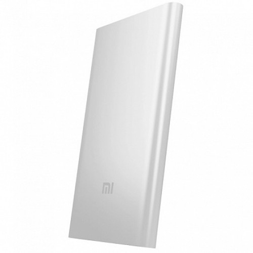 Xiaomi Mi Power Bank 5000 mAh Silver