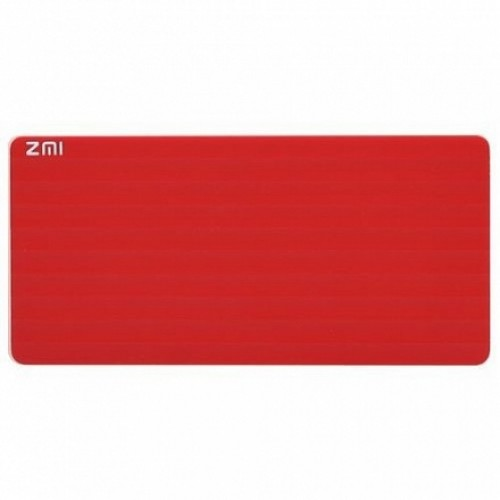 Xiaomi ZMI Power Bank 10000 mAh Red
